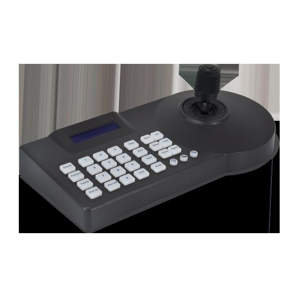 3D PTZ and Decoder keyboard Controller - Analog Keyboard